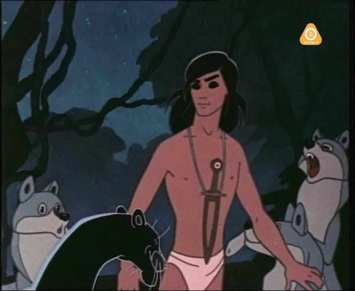 кадр №1 из фильма Маугли (1973)