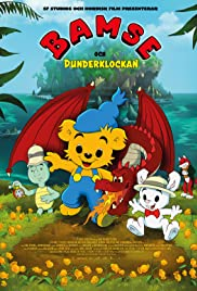 Bamse and the Thunderbell Poster