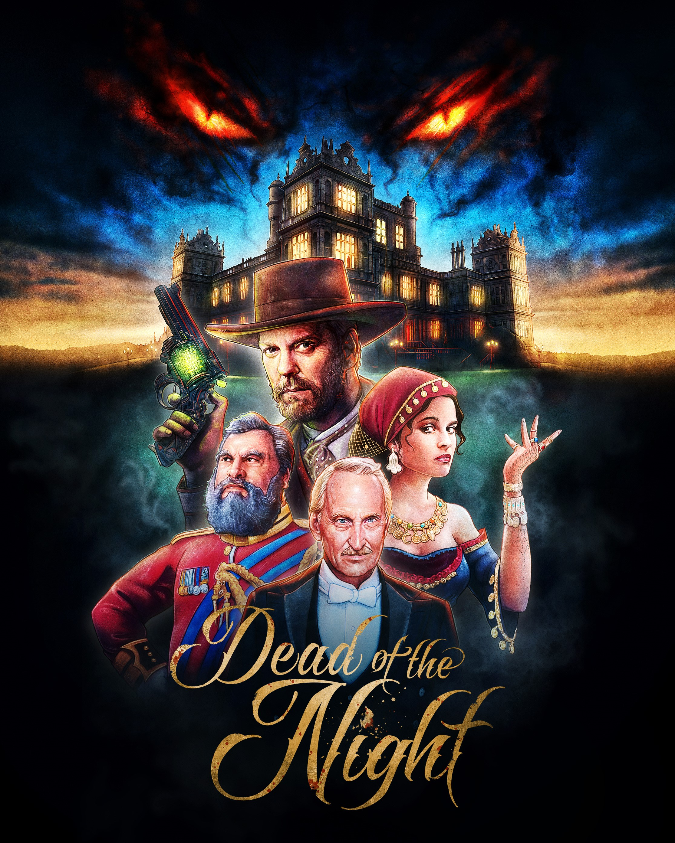 Black Ops 4: Dead of the Night (Video Game 2018) - IMDb