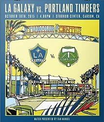 Los Angeles Galaxy vs Portland Timbers (2015)