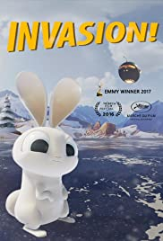 Invasion! Poster