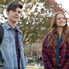 Michelle DeFraites and Johnny Ballance in The Quad (2017)