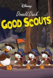 Good Scouts Poster