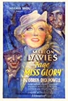 Page Miss Glory