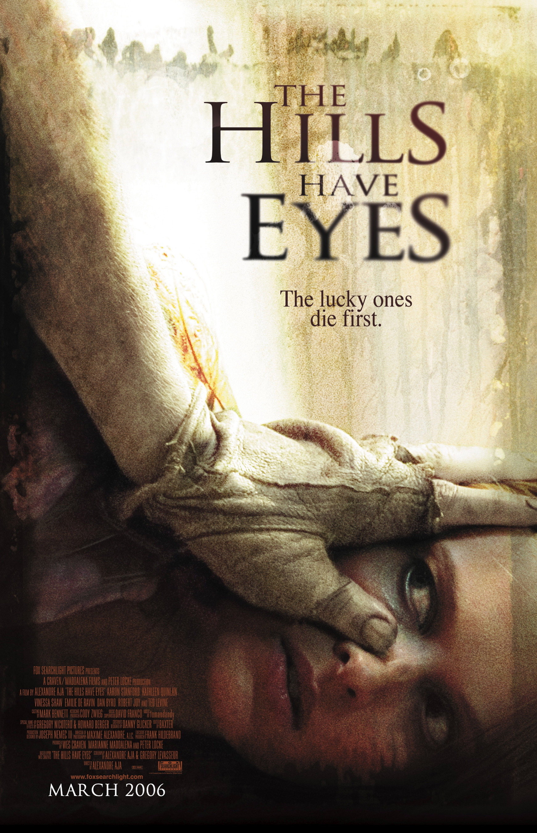 The Hills Have Eyes (2006) Hindi Dubbed UNRATED 480p BluRay 396MB Download