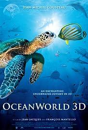 OceanWorld 3D Poster