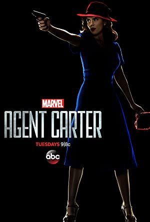 Agent Carter - Season 2 TV Series poster on IndoXX1