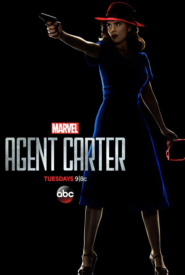 Agent Carter Season 2 COMPLETE WEBRip 480p & 720p