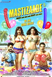 Mastizaade (2016) Hindi 720p HEVC HDRip x265 AAC ESubs Full Bollywood Movie [550MB]