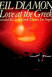 Neil Diamond: Love at the Greek Poster