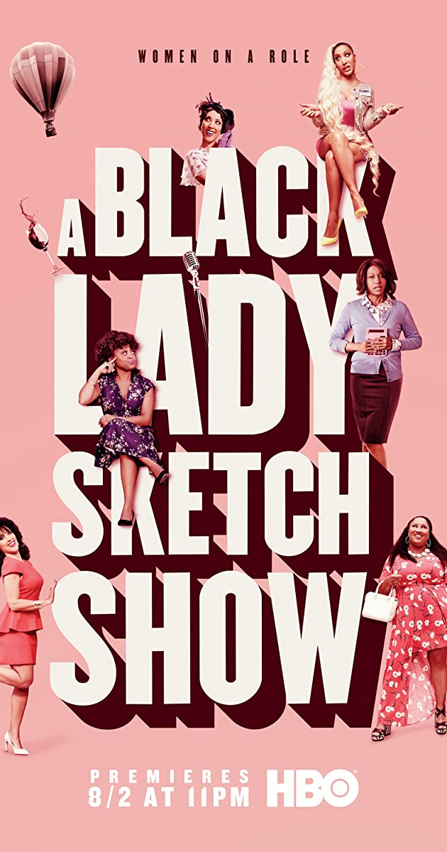 Download A Black Lady Sketch Show or watch streaming online complete episodes of  Season2 in HD 720p 1080p using torrent