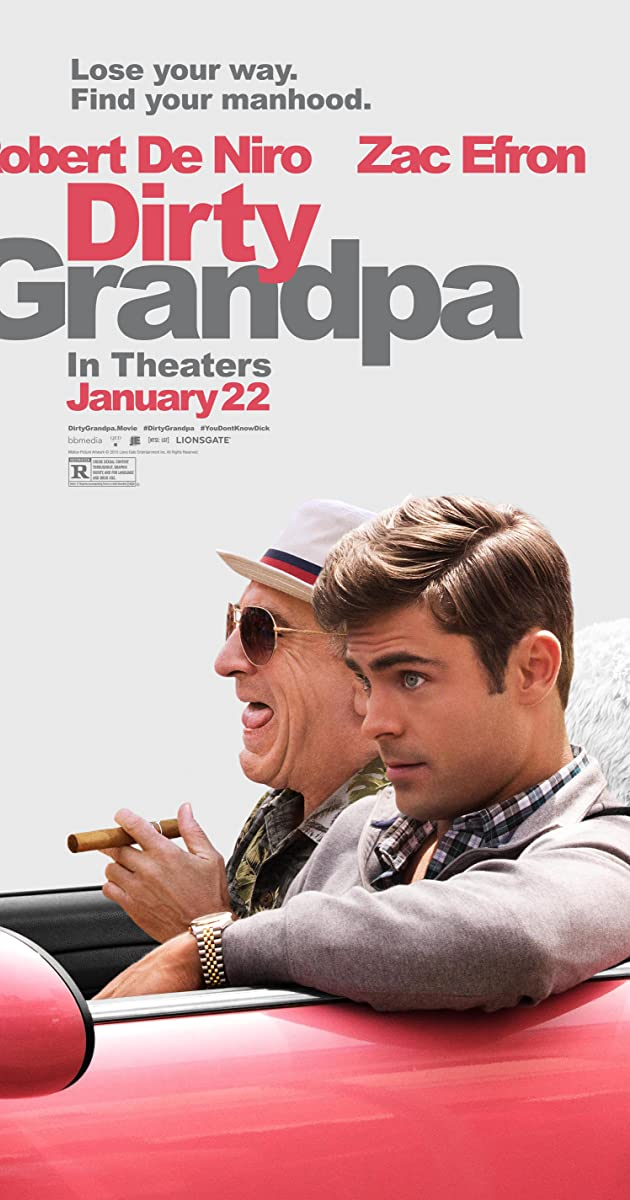 Dirty Grandpa 2016 Imdb