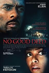 Idris Elba and Taraji P. Henson in No Good Deed (2014)