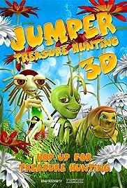Jumper. Treasure Hunting 3D Poster