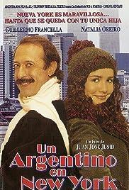 Un argentino en New York Poster