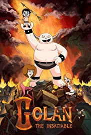 Golan the Insatiable Poster