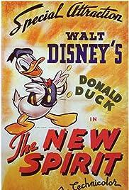 The New Spirit(1942) Poster - Movie Forum, Cast, Reviews