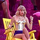 Taylor Swift at an event for 2019 MTV Video Music Awards (2019)