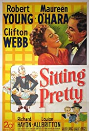 Sitting Pretty (1948) Poster - Movie Forum, Cast, Reviews