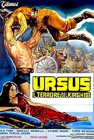 Ursus, il terrore dei kirghisi (1964) Poster - Movie Forum, Cast, Reviews