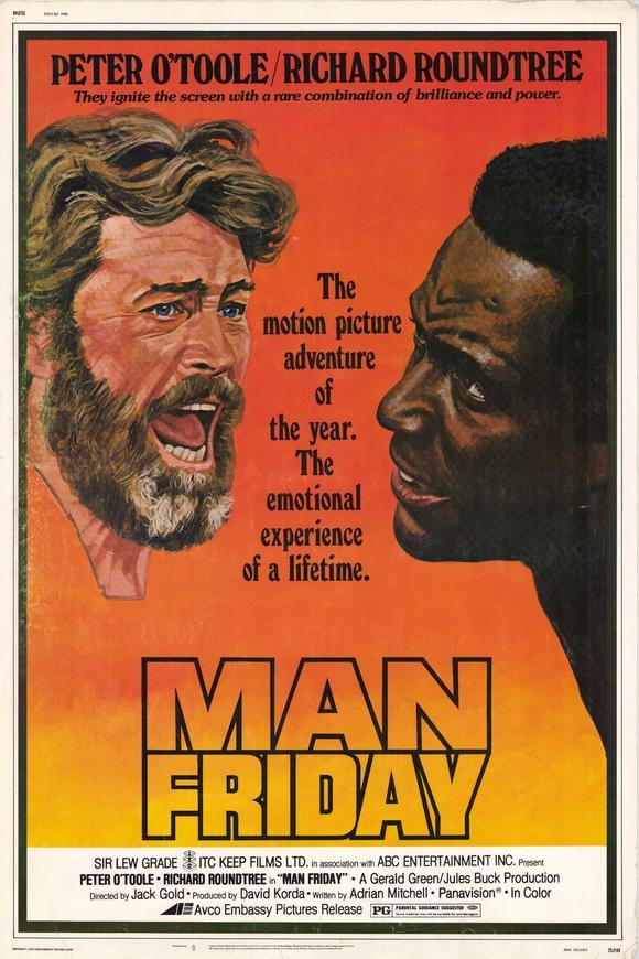 man friday 1975 imdb