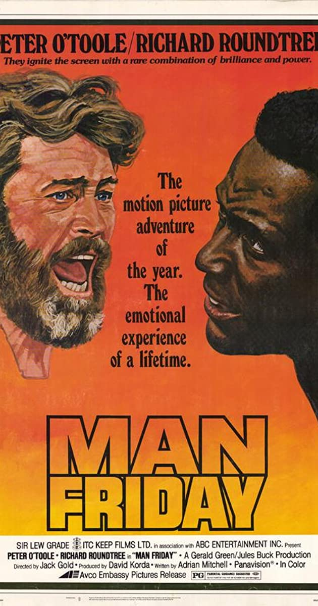 Man Friday (1975) - IMDb