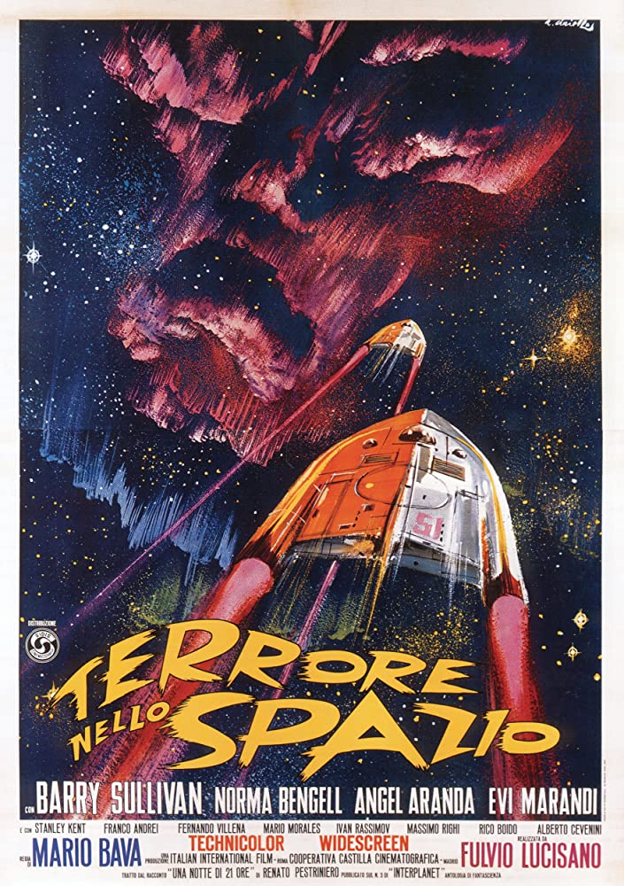 Terrore nello spazio (1965)