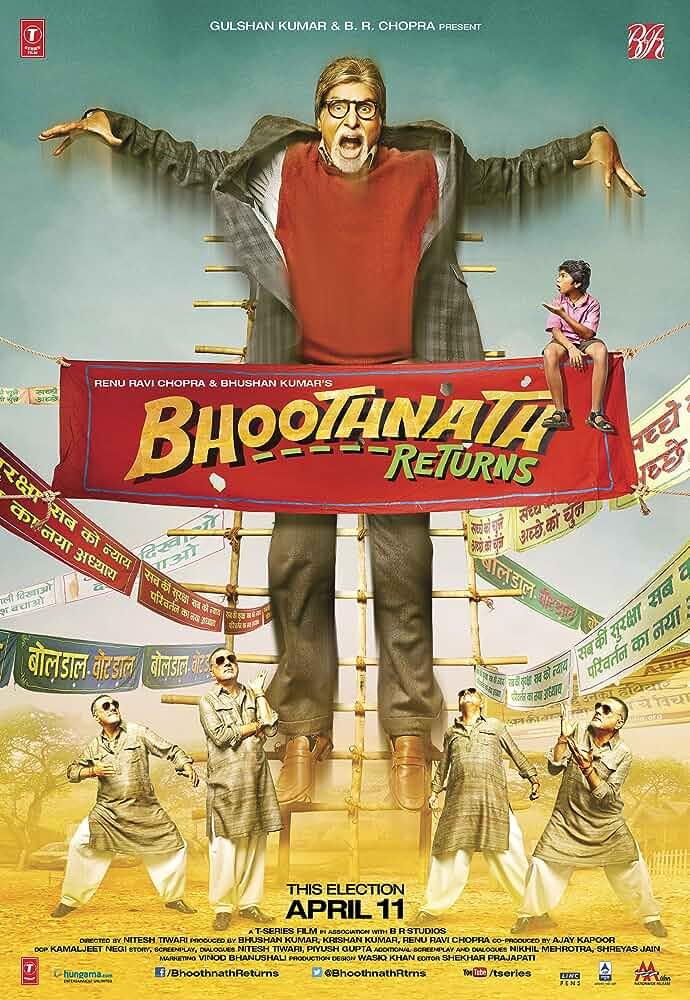 Bhoothnath Returns (2014) centmovies.xyz