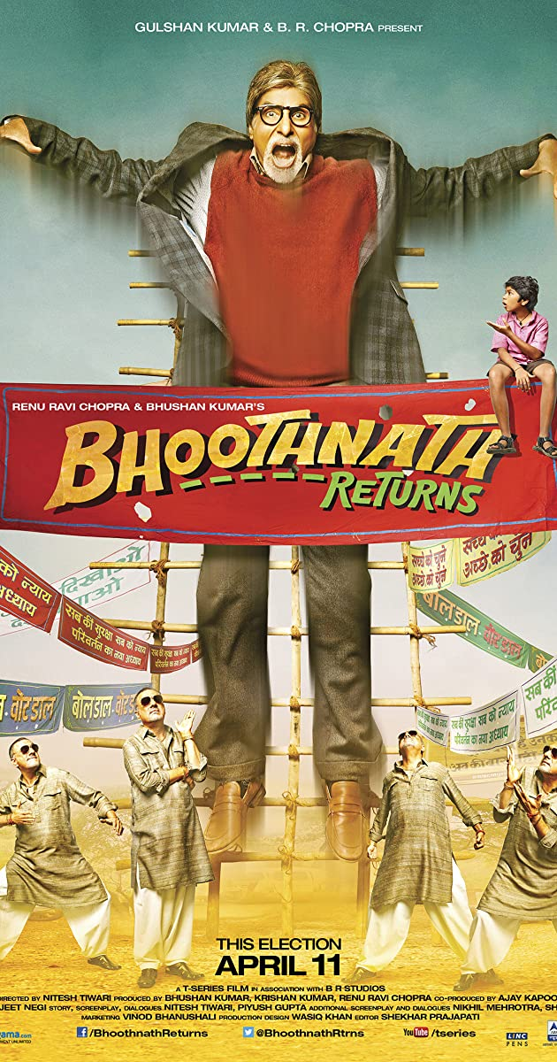 Bhoothnath Returns (2014) - IMDb