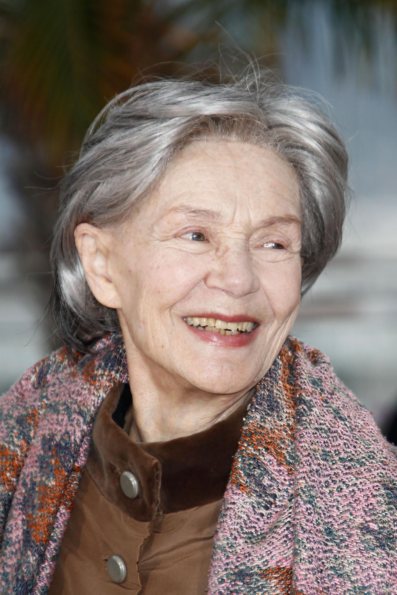 Emmanuelle Riva belmondo