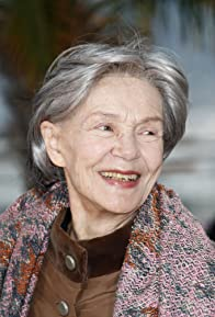 Primary photo for Emmanuelle Riva