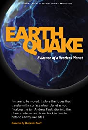 Earthquake: Evidence of a Restless Planet Poster