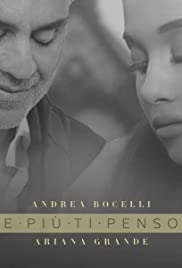 Andrea Bocelli, Ariana Grande : E Più Ti Penso Poster