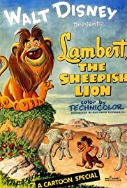 Lambert the Sheepish Lion (1952) Poster - Movie Forum, Cast, Reviews