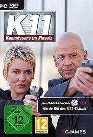 K11 - Kommissare im Einsatz Poster