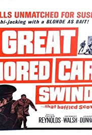 The Great Armored Car Swindle Poster