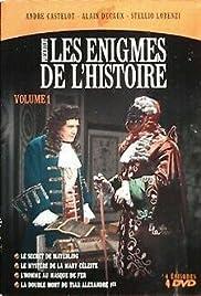 Énigmes de l'histoire Poster