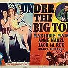 Jack La Rue, Marjorie Main, Anne Nagel, Herbert Rawlinson, and Grant Richards in Under the Big Top (1938)