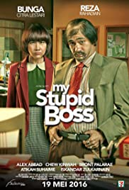 My Stupid Boss Poster