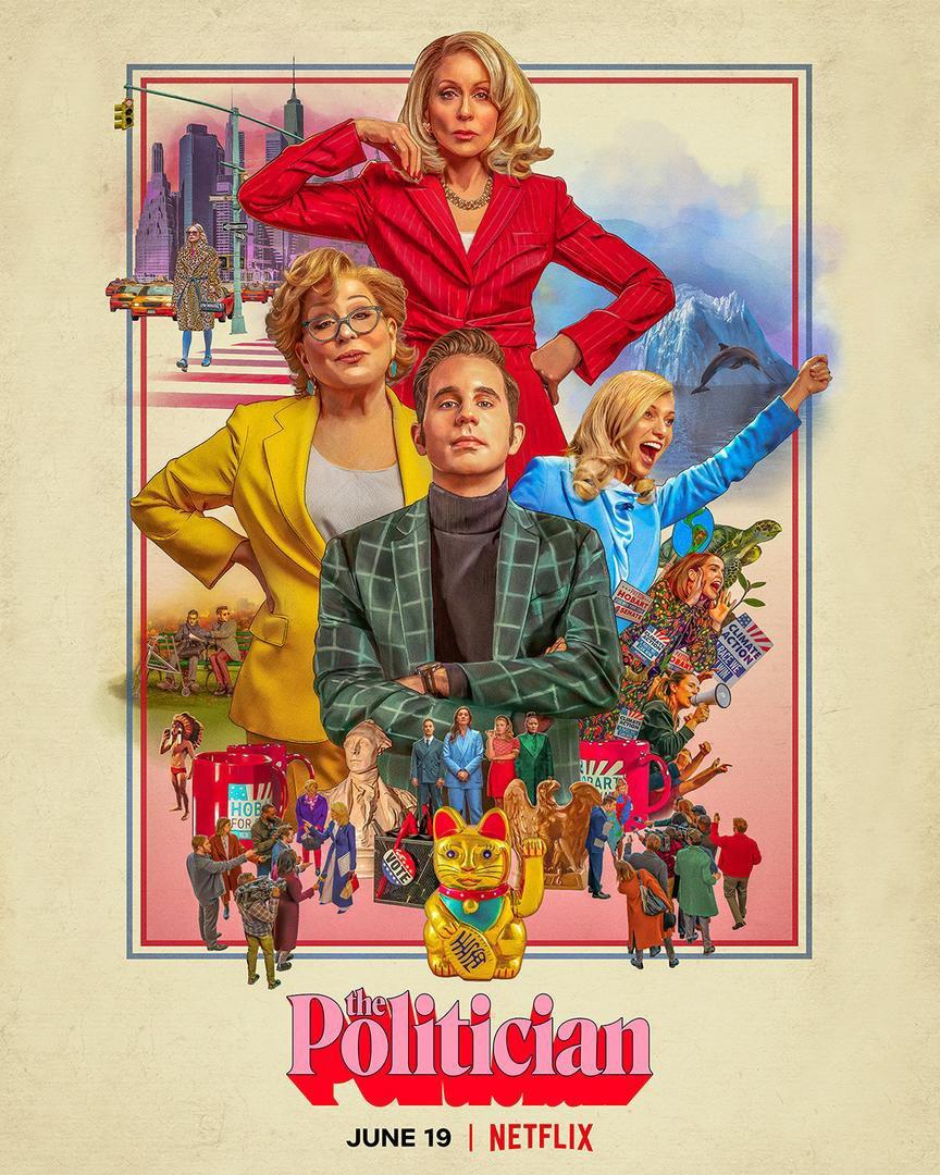 The Politician (TV Series 2019– ) - IMDb