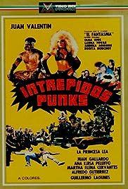 Intrépidos punks Poster