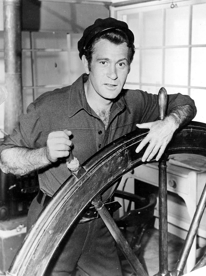 Darren McGavin in Riverboat (1959)