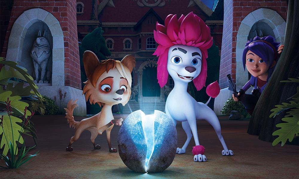 دانلود انیمیشن 100% wolf