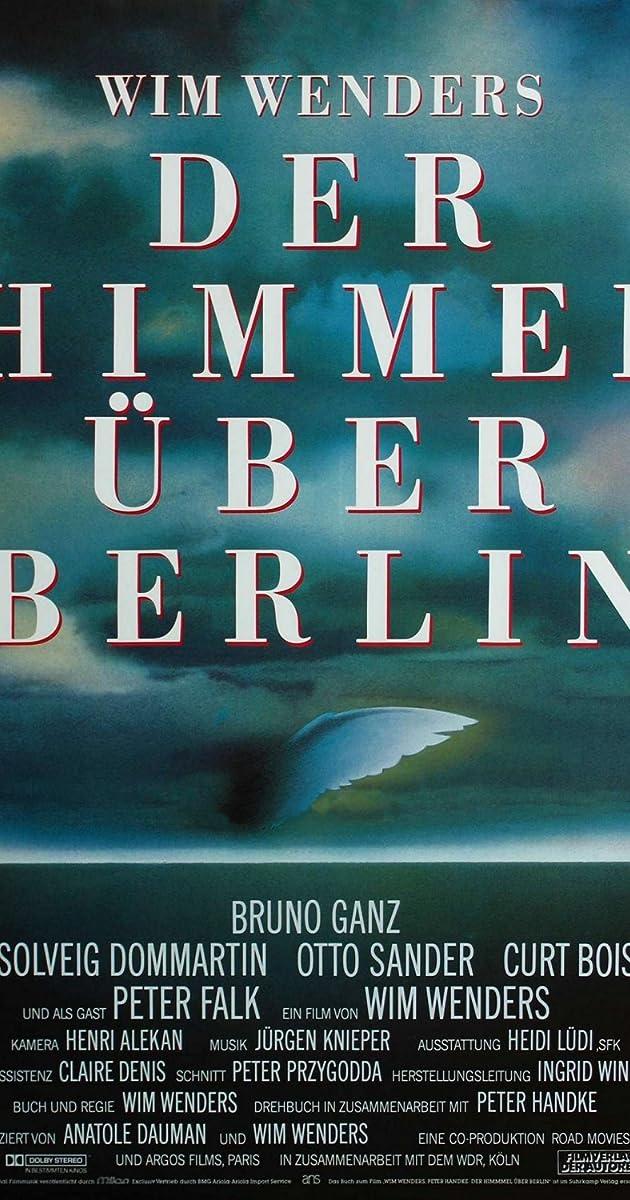 Dangus virš Berlyno