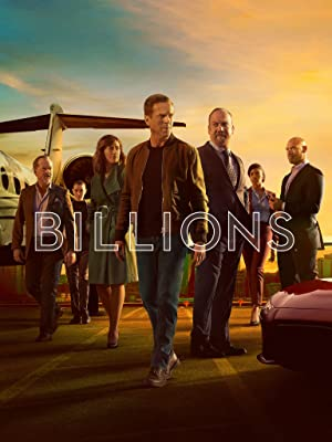 Where to stream Billions