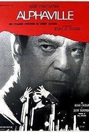 Alphaville (1965) Alphaville, une étrange aventure de Lemmy Caution 720p