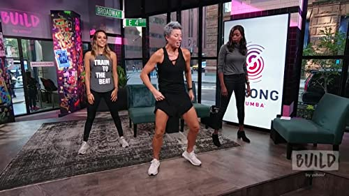 BUILD: Music Takes the Front Seat in STRONG by Zumba...Just Watch This Demo!