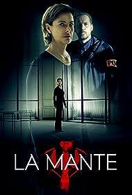 Carole Bouquet and Fred Testot in La Mante (2017)