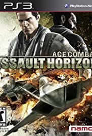 Ace Combat: Assault Horizon Poster