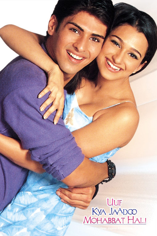 Uuf Kya Jaadoo Mohabbat Hai (2004) Hindi Movie 720p BluRay 900MB ESubs Download